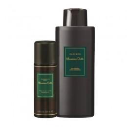 Massimo Dutti desodorante spray 150 ml + gel 750 ml