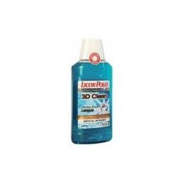 Licor Polo enjuague 500 ml 3D Clean