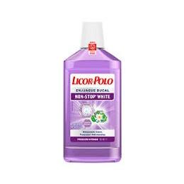 Licor Polo enjuague 500 ml white