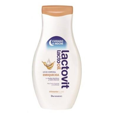 lactovit leche lactooil 400 ml