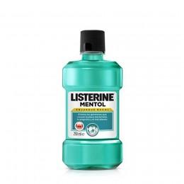 Listerine Mentol 250 ml.