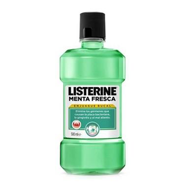 Listerine Menta Fresca 500 ml.