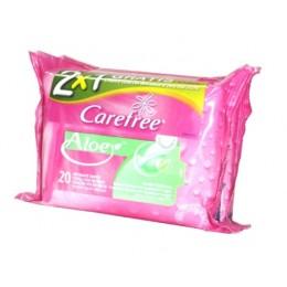 carefree toallitas intimas 20 unidades 2 x 1
