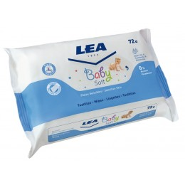 Lea Baby Soft toallitas 72 uds