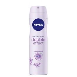 Nivea Double Effect Desodorante Spray 200 ml.