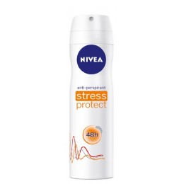 Nivea Stress Protect Desodorante Spray 200 ml.