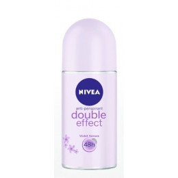 Nivea Double Effect Desodorante Roll-On 50 ml.