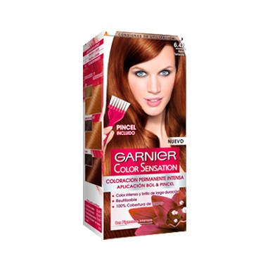 Garnier Tintes Color Sensation 6.42