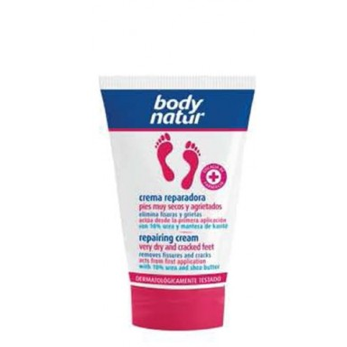 Body Natur pies crema reparadora 100 ml