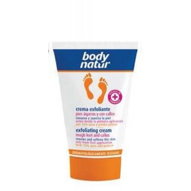 Body Natur pies crema exfoliante 100 ml