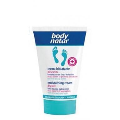 Body Natur pies crema hidratante 100 ml