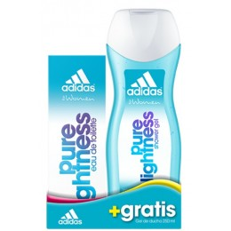 Adidas Woman Pure Lightness edt 50 ml + gel 250ml