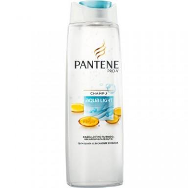 Pantene champu 270 ml Aqualight