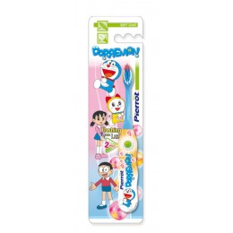 Pierrot Doraemon cepillo dental infantil luz
