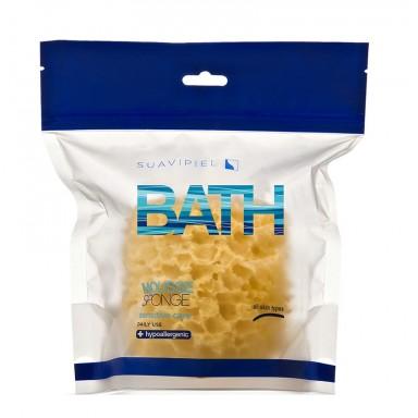 suavipiel esponja bath mousse sensitive