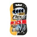 Bic Comfort 4 Maquinilla de Afeitar Desechable 3+1 Uds.