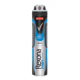 Rexona For Men Cobalt Desodorante Spray 200 ml.