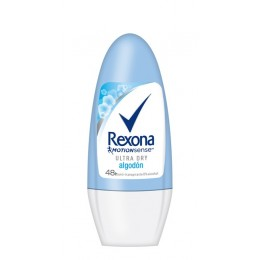 Rexona Algodón Desodorante Roll-On 50 ml.