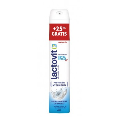 Lactovit Original Desodorante Spray 200 ml.
