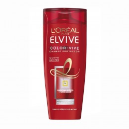Elvive champu 370 ml color vive