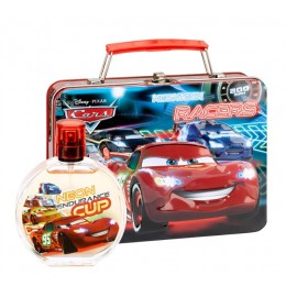 CARS ESTUCHE METALICO + EDT 100 ML
