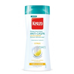 Kerzo champú 250 ml anticaspa citrus normal