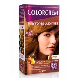 colorcrem 72 marron canela