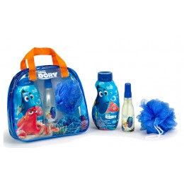 Dory bolsa edt 100 spray + gel 400 ml + esponja