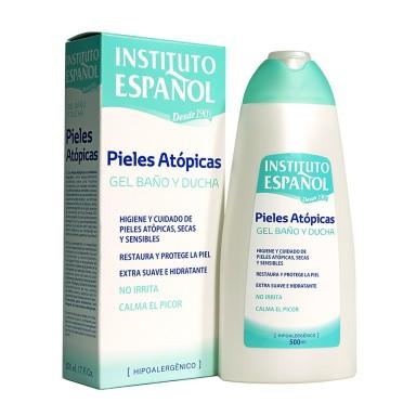 Instituto Español Gel Piel Atópica 500 ml.