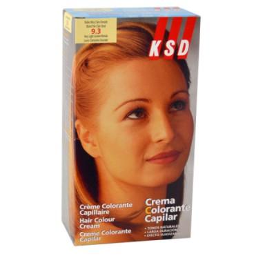 ksd tinte 9.3 rubio muy claro dorado