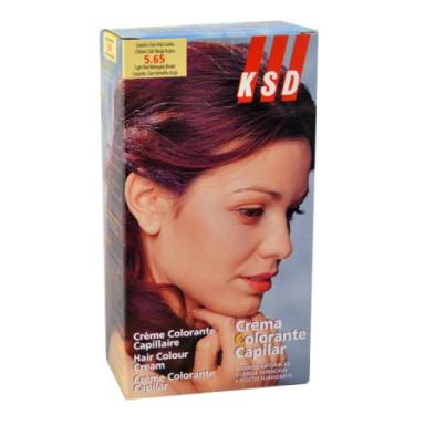 ksd tinte 5.65 castaño claro rojo caoba