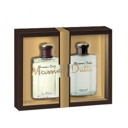 Massimo Dutti edt 100 ml + afther shave emulsion 100 ml