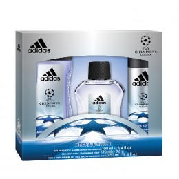 Adidas men Champions edt 100 vapo Estuche