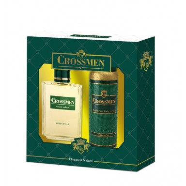 CROSSMEN EDT 100 VAPO ESTUCHE