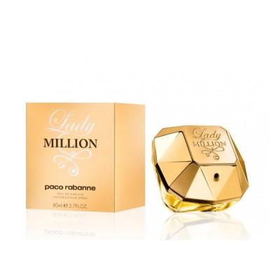 1 Million Lady 80 ml. Edp Paco Rabnne