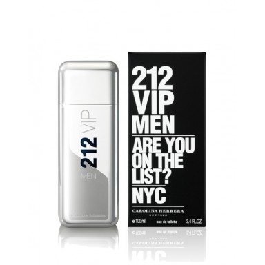 212 Carolina Herrera Vip Men 50 ml. Edt