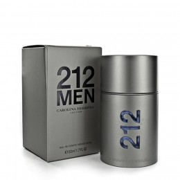 212 Carolina Herrera Men 50 ml. Edt