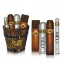 CUBA OR MEN COLLECTION EDT 100 + MINI + DEO + AFTER