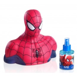 SPIDERMAN EDT 100 ML + FIGURA 3D-HUCHA