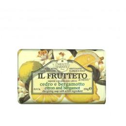 Il Frutteto jabón limón cedro & bergamota 250 gr