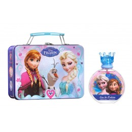 FROZEN EDT 100 ML + CAJA METALICA