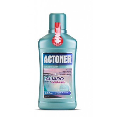 Actoner colutorio 500 ml Anti Halitosis