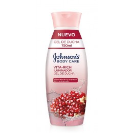 Johnson's gel 750 ml Vitarich granada