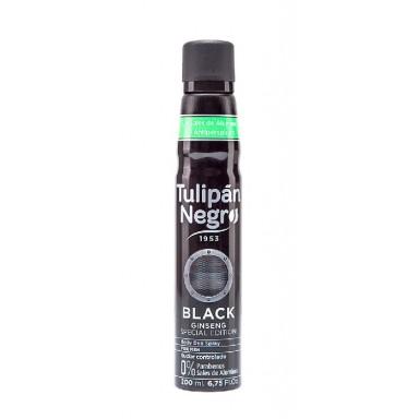 T.Negro deo spray for men 200 ml black ginseng