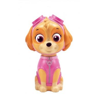 Patrulla canina figura 3D Skye gel 250 ml