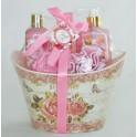 Set baño colección Pink Light ref. mk810116