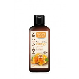 Natural Honey gel Oil Therapy Energy 650 ml