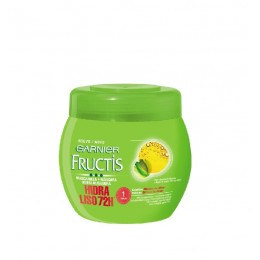 Fructis Mascarilla Hidra-Liso 400 ml.