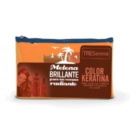 Tresemme neceser keratina color (champú + potenciador color)