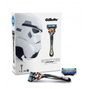 Gillette Fusion Proglide Flexball manual + 2 cargadores pack Star Wars
